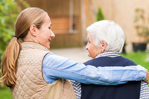 Does personality play a role in the caregiving experience?